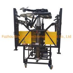 Kubotaエンジン金属のハロゲン化物およびLEDランプが付いている緊急の移動式タワーライト