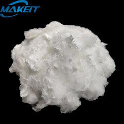 De fibra de alta tenacidad Bosilun en lugar de Fibra Acrílica 5D×102mm de color blanco crudo