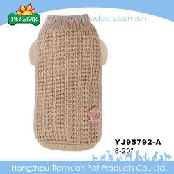 개 스웨터 크로셰 뜨개질 애완 동물 스웨터가 중국에 의하여 뜨개질을 했다