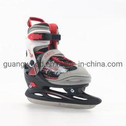 Регулируемый Semi-Soft Quae Скейт Triskate Ice Skate и линейный скейт 4В1