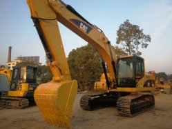Utilisé de la construction de 20 tonnes d'excavatrice caterpillar 320c, Cat hydraulique 320b, l'arracheuse 320c, 320D, 325b, 325c, 325D Hot Sale