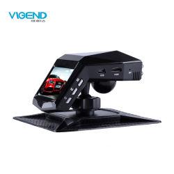 Voiture de bureau 1080p HD DVR Dash Cam Camera Video Recorder avec WDR La vision de nuit