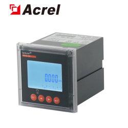 Tester Pz72L-De di fattore di potere di CC Digital dell'affissione a cristalli liquidi di Acrel con accesso facoltativo di /12V di tariffa di funzione 2di 2do /RS485 Modubus RTU/Multi al sensore del Corridoio