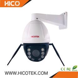 20X Wireless высокоскоростных купольных IP CCTV по стандарту ONVIF полноцветное Humanoid автоматическое отслеживание Zoom увеличить Ai WiFi камеры PTZ с аудио и карты памяти SD