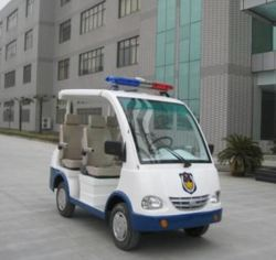 4 Sitze Elektroauto für Besichtigungen