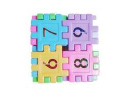 O OEM novo brinquedo infantil adorável puzzle de plástico