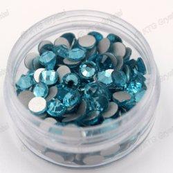 Ss3 남옥 모조 다이아몬드, 못 예술 모조 다이아몬드, 편평한 뒤 모조 다이아몬드 못 예술
