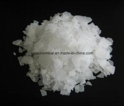 Cloruro de magnesio de grado alimenticio en escamas blancas