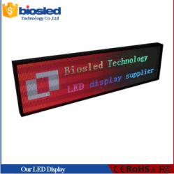 P10 P5 LED pantalla DOT Matrix para firmar un mensaje electrónico a todo color
