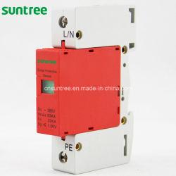 SPD устройство защиты от скачков напряжения сети переменного тока AC подавление бросков напряжения устройств класса C 420V
