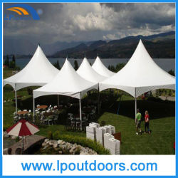 خيمة ماركيز بحزب الإطار العالي من الألومنيوم مقاس 20 × 20 بوصة