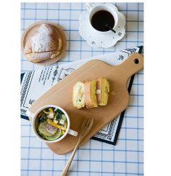 Bandeja para el bambú o madera/Café/servicio/bandeja de frutas y utensilios de cocina y vajilla