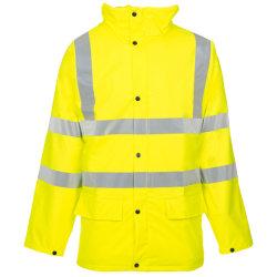 Vestiti protettivi di sicurezza delle uniformi dell'alto di forza rivestimento di sicurezza