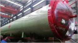 2*31m'autoclave pour AAC de brique de bloc de cendres volantes