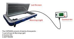 شاشة عرض لمبة LED للطوارئ في سيارة سينكن