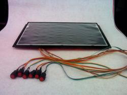 Montaje en pared de bastidor abierto de LCD con sensor