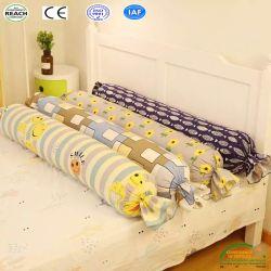 ベッド装飾的な円形の頚部サポート枕格のための最もよい販売の方法ボルスタ枕