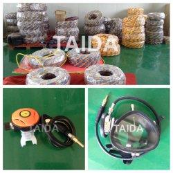 Handelsmarineunterwassertauchens-Taucher-Tauchen-Kabel-Nabel-Gerät