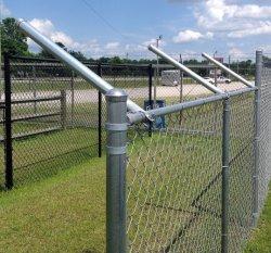 Hot Sale Hot-Dipped galvanisé Clôtures de sécurité de maillon de chaîne pour le résidentiel/Jardin