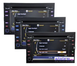 Coche reproductor de MP4 para Peugeot 307 de 3008 Multimedia reproductor de DVD de navegación GPS de navegación