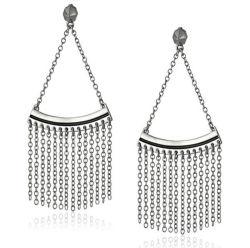 925 orecchini di goccia di Tassle dell'argento sterlina