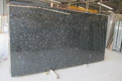 LayingまたはRivenの最も安い庭かMuseo/Paving/Patio Granite StoneボルガBlue Polished Granite Slabs