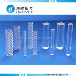 De duidelijke acrylStaaf van het Glas van het Plexiglas PMMA Organische