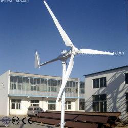 3kw moulin à vent Turbine éolienne à axe horizontal pour utilisation à domicile du générateur