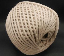 ベッドによって合われるシートの端(CD003)のための環境に優しい機能平らな形の綿の配管コード
