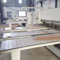 máquina de carpintería de alta precisión de corte de madera Panel Haz equipo vio