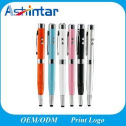 محرك أقراص USB3.0 قلم مؤشر الليزر محرك أقراص USB فلاش قلم اللمس ذاكرة USB