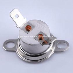 Mechanische Thermostaat Ksd van de Actie van de V-vorm de Eind Ceramische Onverwachte