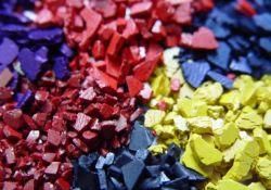 Van de PA (Polyamide) het spaander-Pigment spaander-Pigment Spaanders (www-pigmentpigment-Com)