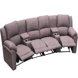 Для разных сидя позиция требования современной моды диван-кровать, ткани с откидной спинкой