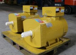 Одна фаза три этапа электрической сети переменного тока синхронного генератора 3Квт~75квт