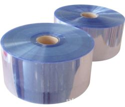 Super quente em PVC transparente filme retráctil