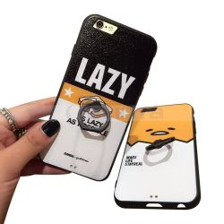 5.5Inch 5.0 pouce de cartons de téléphone mobile de la conception de cas Cas mignon avec support pour iPhone 5 6 5s 6S Plus Samsung S6 S7 Edge