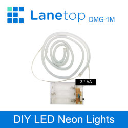 Diy Folding Waterproof Strip Flex Led Neon Light