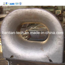 CA differente Type Panama Chock di Size Cast Steel con CCS Certificate Approval dalla CISLM (310)