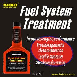 Tratamento do Sistema de Combustível