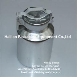 Petit Pot de lait en alliage en aluminium avec bague d'étanchéité en silicone