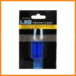 Rubinetto di vasca da bagno a temperatura controllata cambiante del rubinetto del dispersore dell'indicatore luminoso del rubinetto del rubinetto LED del colpetto di colore