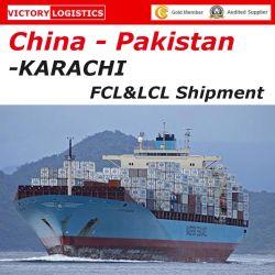 Trasporto Freight Agency From Cina a Karachi, Lahore, Pakistan (Shipping)