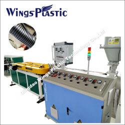 machine à tuyaux ondulés, PE PP PVC / / / ligne PA tuyau ondulé