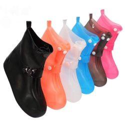 Vários Color CHUVA EQUIPAMENTO capas coloridas à prova de equipamento para cobrir, conveniente equipamento chuva, capa de chuva populares protecções para sapatos baratos Sapata PVC capa de chuva