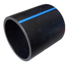 Водоснабжение черный пластиковый HDPE больших ПЭ трубы