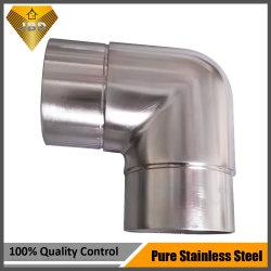 Foshan Tuyau en acier inoxydable de la main courante main courante de la balustrade Accessoires raccords Fabrication (JBD-B4)