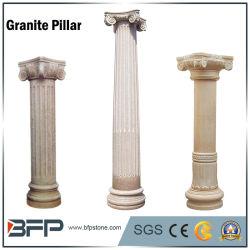 Cheap hermosas columnas de granito pilares Pilar romano