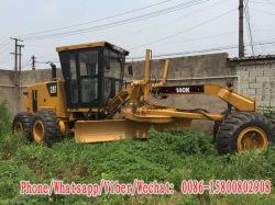 Utilisé Cat de niveleuse à moteur Caterpillar 140k/ Cat 120g/Cat 12g