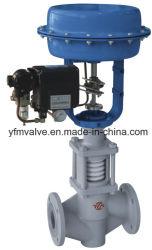 Teflon управляющий клапан с насечками пневматический привод